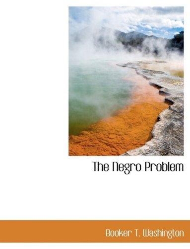 9780559089596: The Negro Problem