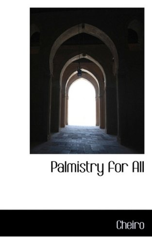 Palmistry for All (0559093055) by Cheiro
