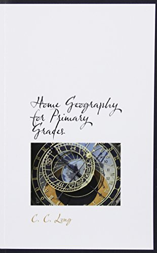 9780559099410: Home Geography for Primary Grades