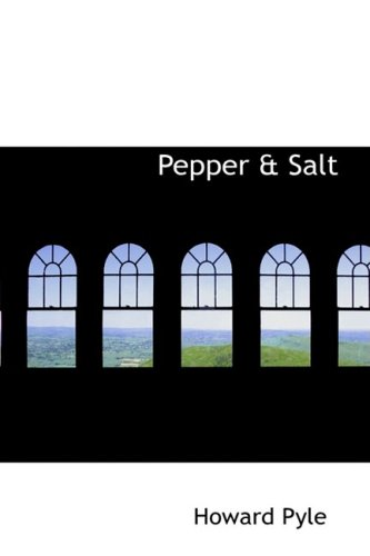 9780559102707: Pepper & Salt