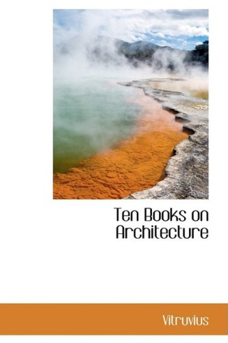 9780559104053: Ten Books on Architecture