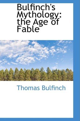 9780559105418: Bulfinch's Mythology: The Age of Fable
