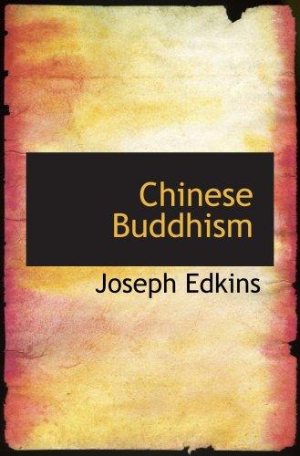 9780559106361: Chinese Buddhism