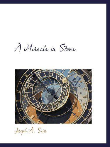 9780559110245: A Miracle in Stone