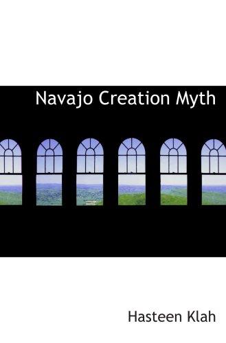 9780559122224: Navajo Creation Myth