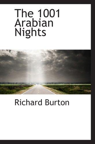 9780559128516: The 1001 Arabian Nights