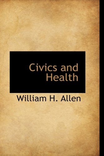 9780559137938: Civics and Health
