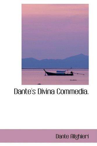 9780559146091: Dante's Divina Commedia.
