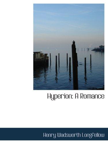9780559154966: Hyperion: A Romance