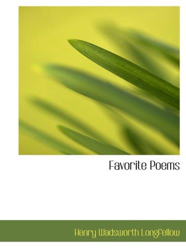 9780559160790: Favorite Poems