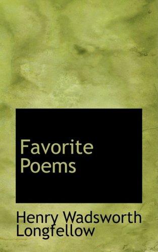 9780559160844: Favorite Poems