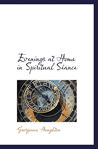 9780559174940: Evenings at Home in Spiritual Séance