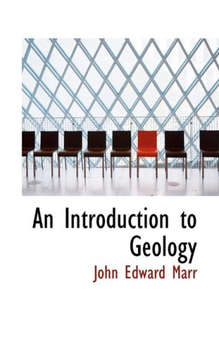9780559181153: An Introduction to Geology
