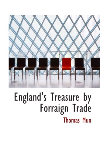 9780559194542: England's Treasure by Forraign Trade