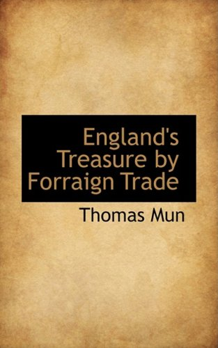 9780559194580: England's Treasure by Forraign Trade