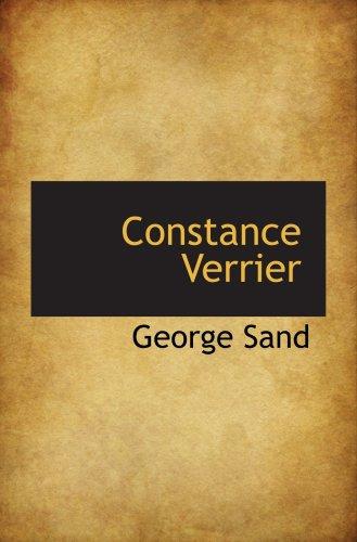 9780559202605: Constance Verrier