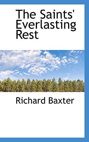 9780559227356: The Saints' Everlasting Rest