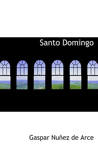 9780559234903: Santo Domingo