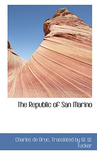 9780559247965: The Republic of San Marino