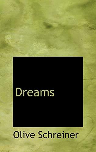 9780559262067: Dreams