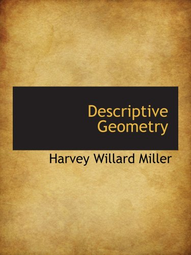 9780559274688: Descriptive Geometry