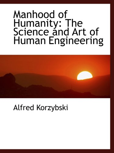9780559281792: Manhood of Humanity: The Science and Art of Human Engineering