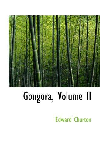 9780559292910: Gongora, Volume II