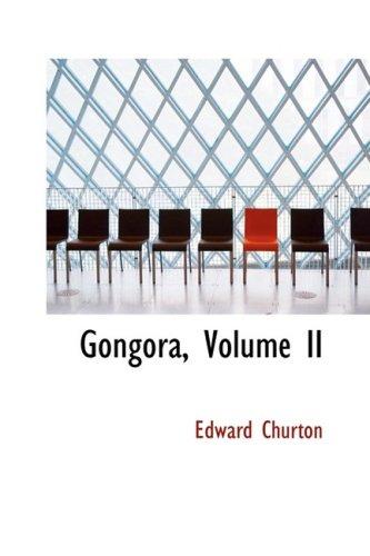 9780559292958: Gongora, Volume II