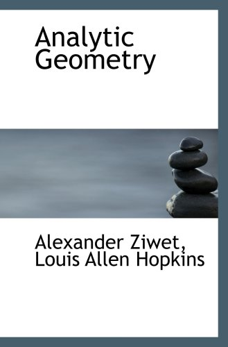 9780559311741: Analytic Geometry