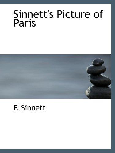 9780559315718: Sinnett's Picture of Paris
