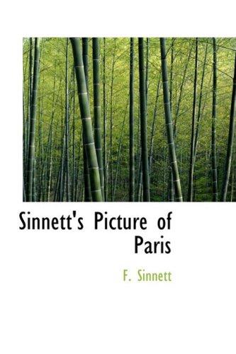 9780559315749: Sinnett's Picture of Paris