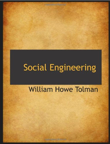 9780559330629: Social Engineering