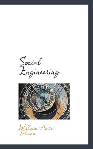 9780559330643: Social Engineering