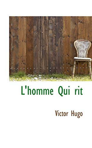 9780559356643: L'homme Qui rit (French Edition)