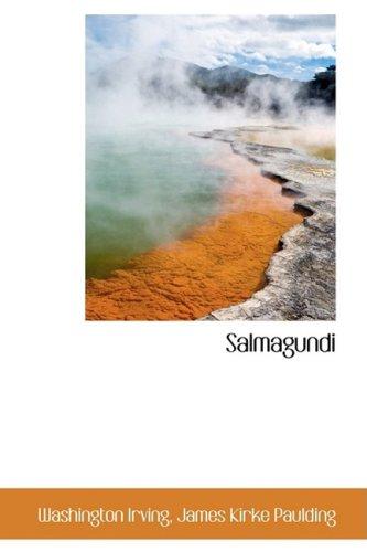 Salmagundi (9780559361470) by Irving, Washington
