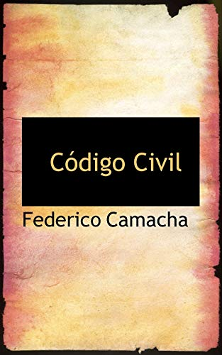 9780559363504: Codigo Civil