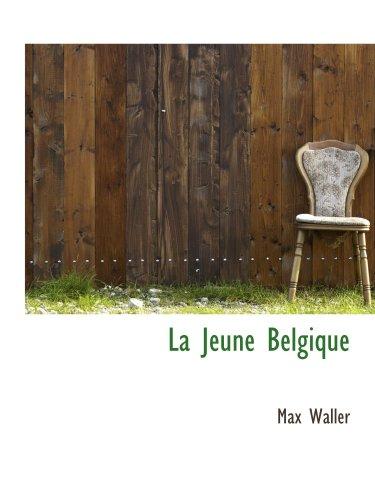 9780559369964: La Jeune Belgique