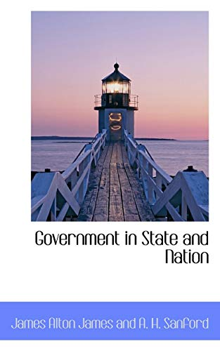 9780559374869: Government in State and Nation