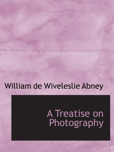 9780559389870: A Treatise on Photography