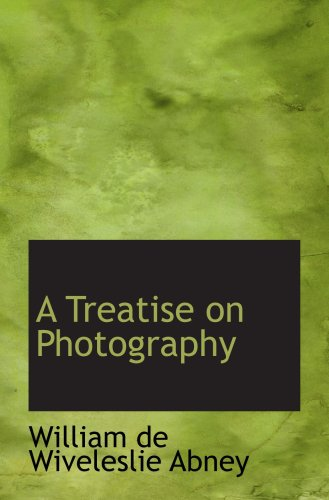 9780559389887: A Treatise on Photography