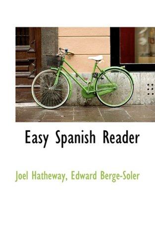 9780559406232: Easy Spanish Reader (Bibliobazaar Reproduction Series) (Spanish Edition)