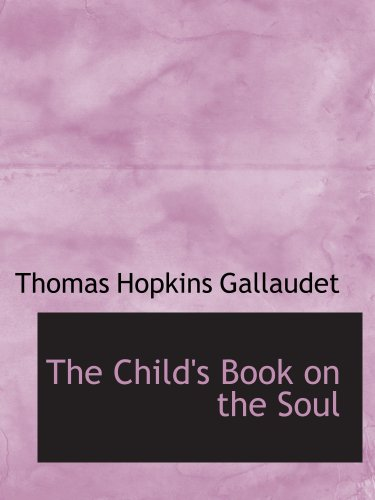 9780559417719: The Child's Book on the Soul