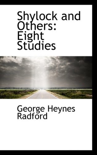 9780559438769: Shylock and Others: Eight Studies