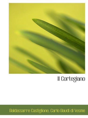 9780559466717: Il Cortegiano