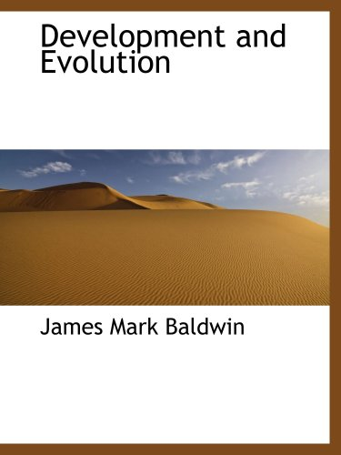 9780559468445: Development and Evolution