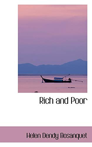 9780559469428: Rich and Poor