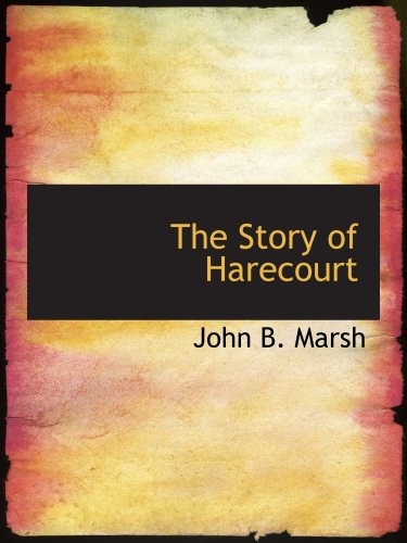 9780559475795: The Story of Harecourt