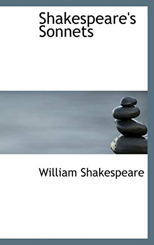 9780559481130: Shakespeare's Sonnets