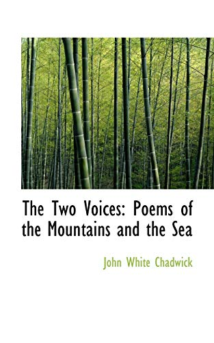 9780559483370: The Two Voices: Poems of the Mountains and the Sea