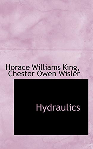 9780559484599: Hydraulics (Bibliobazaar Reproduction)